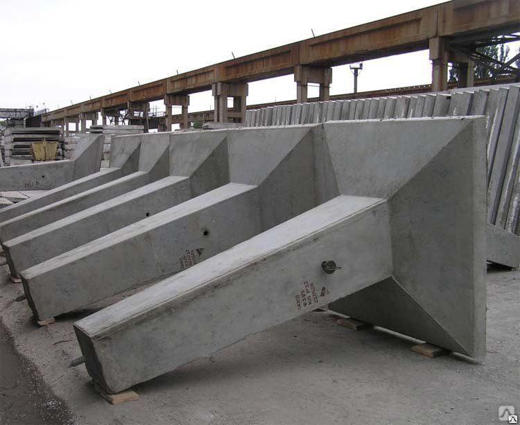 Купить с доставкой фундамент ф2-2 от ЗАО Завод