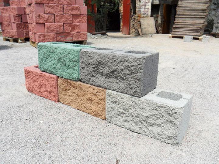 Купить с доставкой бетонные блоки для забора от ЗАО Завод