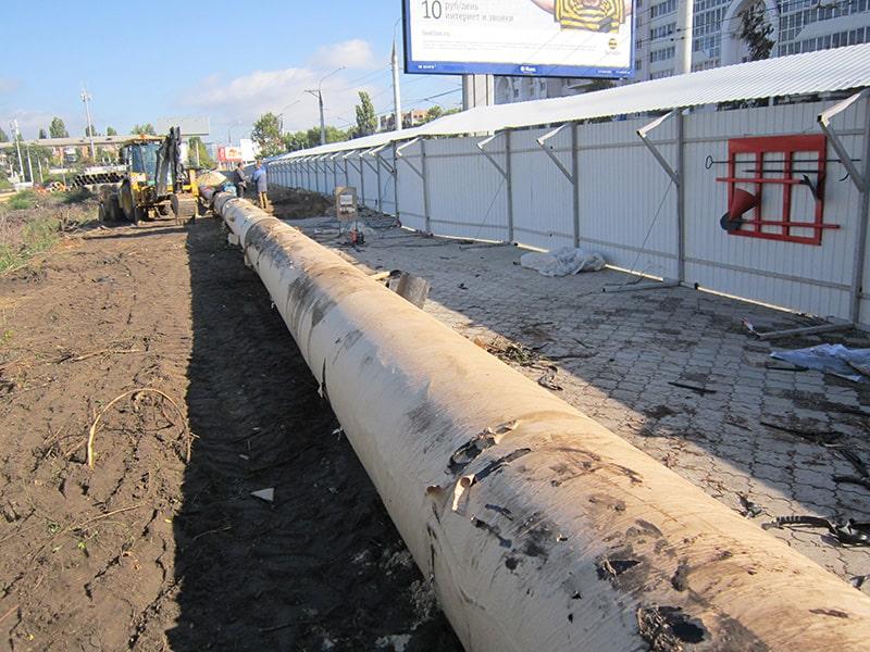 Купить с доставкой бетонные упоры для полиэтиленовых труб от ЗАО Завод